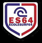ES64, école de surf à Anglet